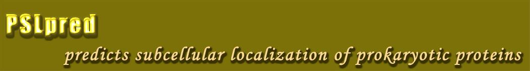 PSLpred logo
